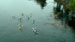 Kayaking - Vacation Planning - Vancouver Island North