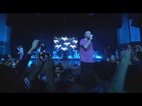 Hillsong Young & Free - Intro / Alive -  2019 Canada Tour - Calgary