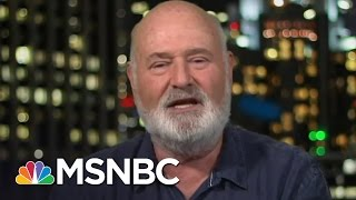 Rob Reiner On President Trump's Speech: It Was Cringe-Worthy | Hardball | MSNBC