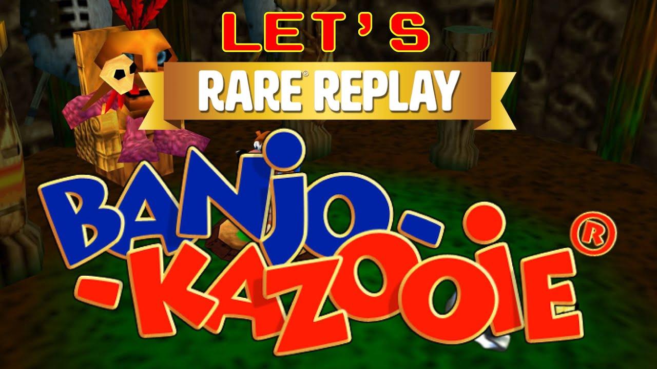 [21] Let's Rare RePlay Banjo-Kazooie - Furnace Fun - YouTube