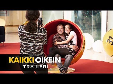 KAIKKI OIKEIN Elokuvateattereissa 12.1. (traileri)
