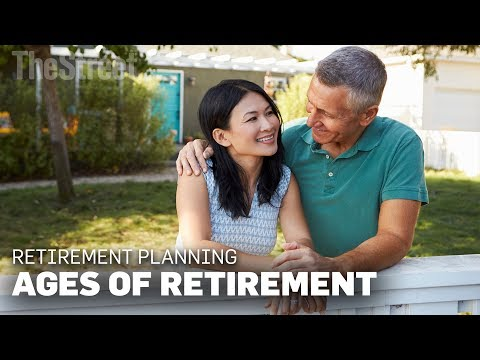 Understanding the Ages of Retirement