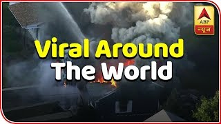 Watch Latest News From Around The World| Top 50 | ABP News