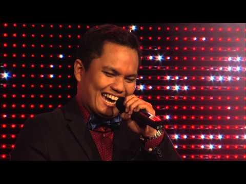Jhonny Salamat, Indonesia - Karaoke World Championships 2014