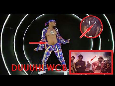 WALICHOFANYA Harmonize ft Diamond platnumz-kwangwaru (official video)
