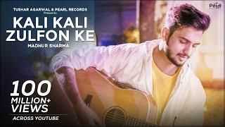 Kali Kali Zulfon Ke - Madhur Sharma (Full Song) - Ustad Nusrat Fateh Ali Khan