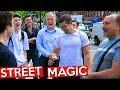 STREET MAGIC - Watch the Crowd Build