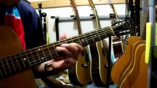 Hotaka No.301 Vintage  (Morris) Demo Play