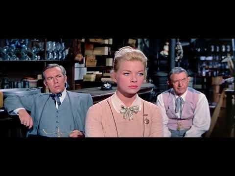 Warlock 1959 Richard Widmark, Henry Fonda Western