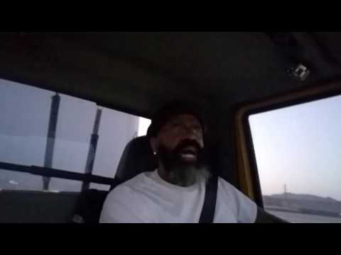 Bearded and Trucking.  GROWN FOLK CHANNEL.u r going to b mad wit me