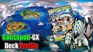 deck garage pokemon best golisopod gx deck profile