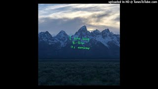 Kanye West - I Thought About Killing You (Instrumental - First Part with 808)