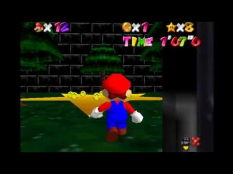 """[TAS] Ztar Attack 0.5 SM64 Escape From The Jail """"20 Stars BLJless"""" in 29:52"""