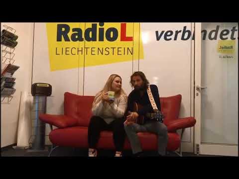 Radio Liechtenstein Premiere mit Shem Thomas