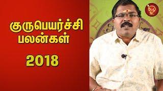 Guru Peyarchi Palangal 2018 | Murugu Balamurugan