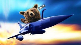 It'S A FLYING BEAR | Top Bear