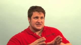 Gewichtheber Matthias Steiner über Diabetes
