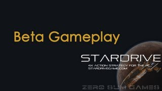 StarDrive Beta walkthrough