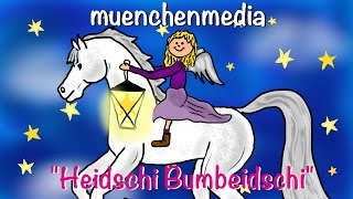 Kinderlieder deutsch / Schlaflied Lullaby - Heidschi Bumbeidschi