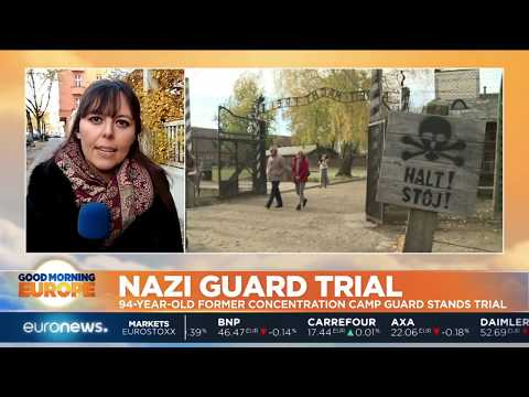 #GME | 94-year-old former Nazi guard stands trial today