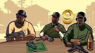 matando militares :v Grand Theft Auto San Andreas #9 (mi cumpleaños :3)