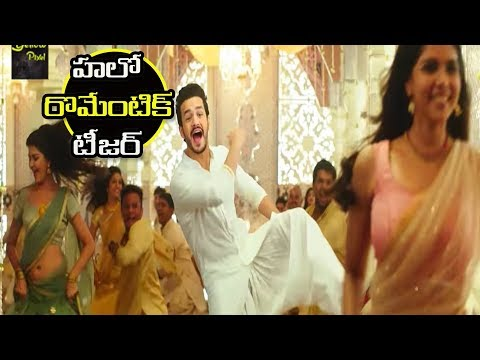 Hello movie Teaser | Akhil Akkineni |...