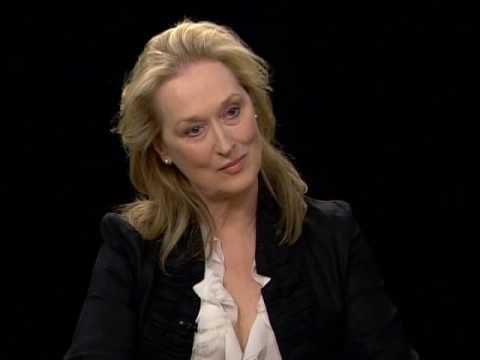 Meryl Streep & Nora Ephron  Charlie Rose  Part 1 of 4