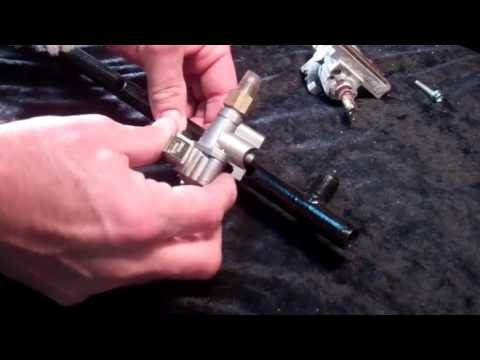Replace Turbo STS Control Valve - BBQ Repair By Majestic Grill Parts
