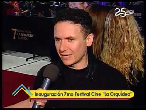 Inauguración 7mo festival Cine La Orquídea