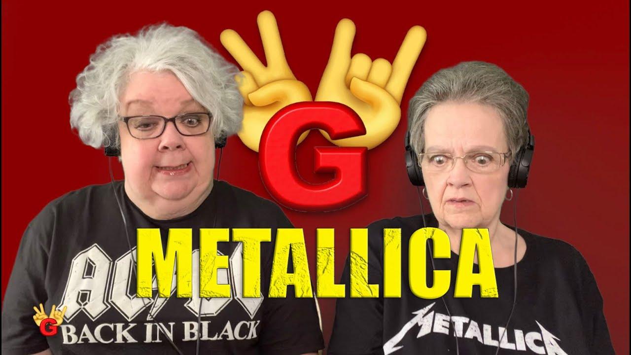 2RG - Two Rocking Grannies Reaction: METALLICA - HARDWIRED TO SELF-DESTRUCT