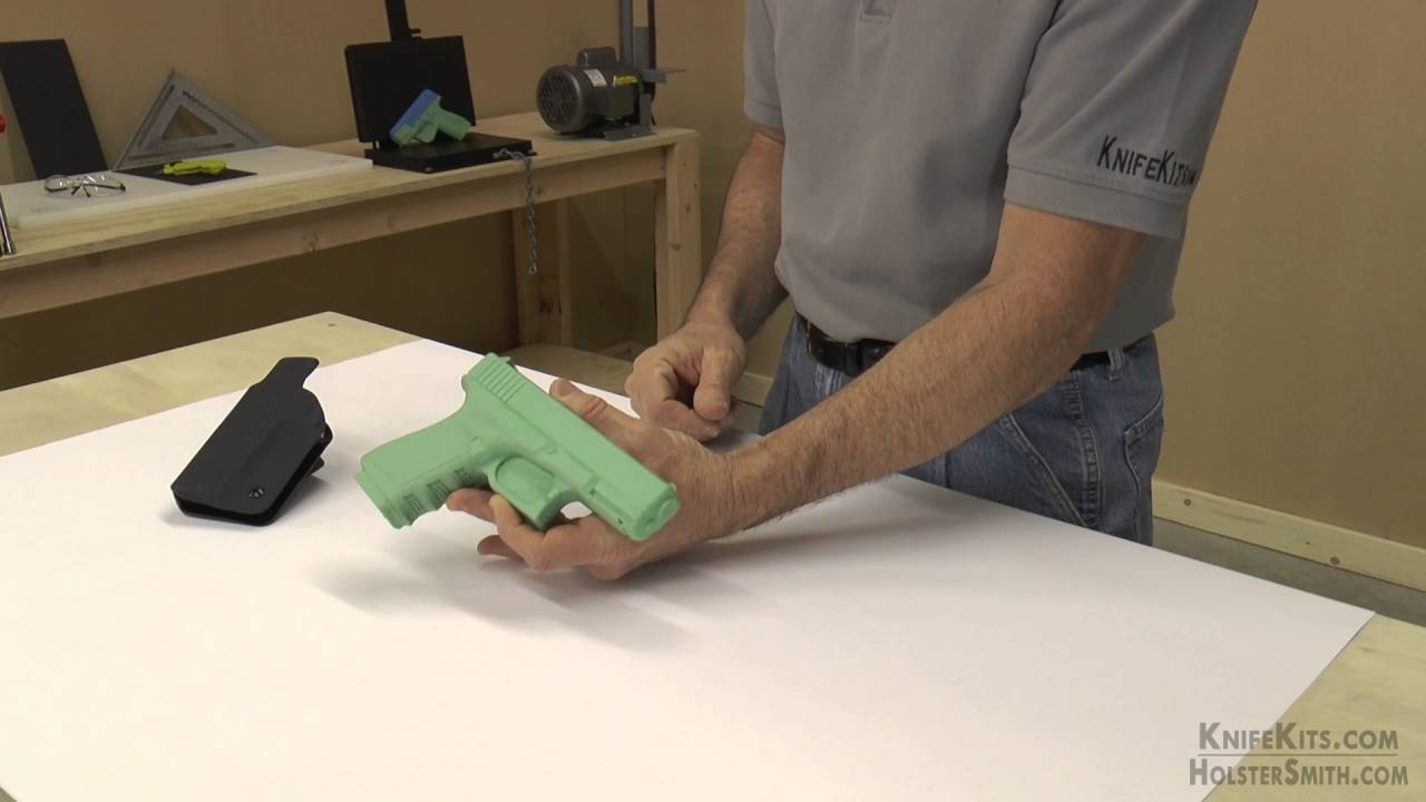 HolsterMolds™ - Holster Molding Prop - for Canik TP9 SF