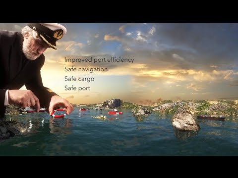 Aanderaa Marine Transport: Systems for harbour monitoring