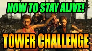 7 days to die | tower of power challenge