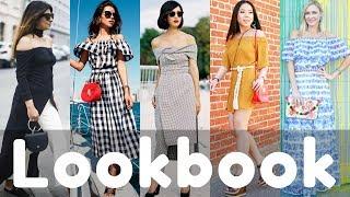 Latest Spring Off Shoulder Dresses Outfit Ideas 2018 Lookbook | Spring 2018