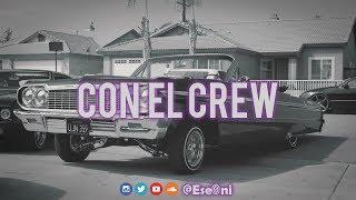 """With The Crew"" - Piano Type Beat Gangsta Rap | Mc Davo Instrumental [Prod. Ese0ni]"
