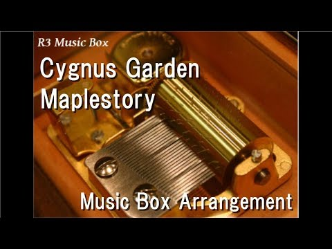 Cygnus Garden/Maplestory [Music Box]