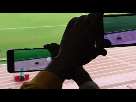 Mens 10,000metres final - world championship athletics doha