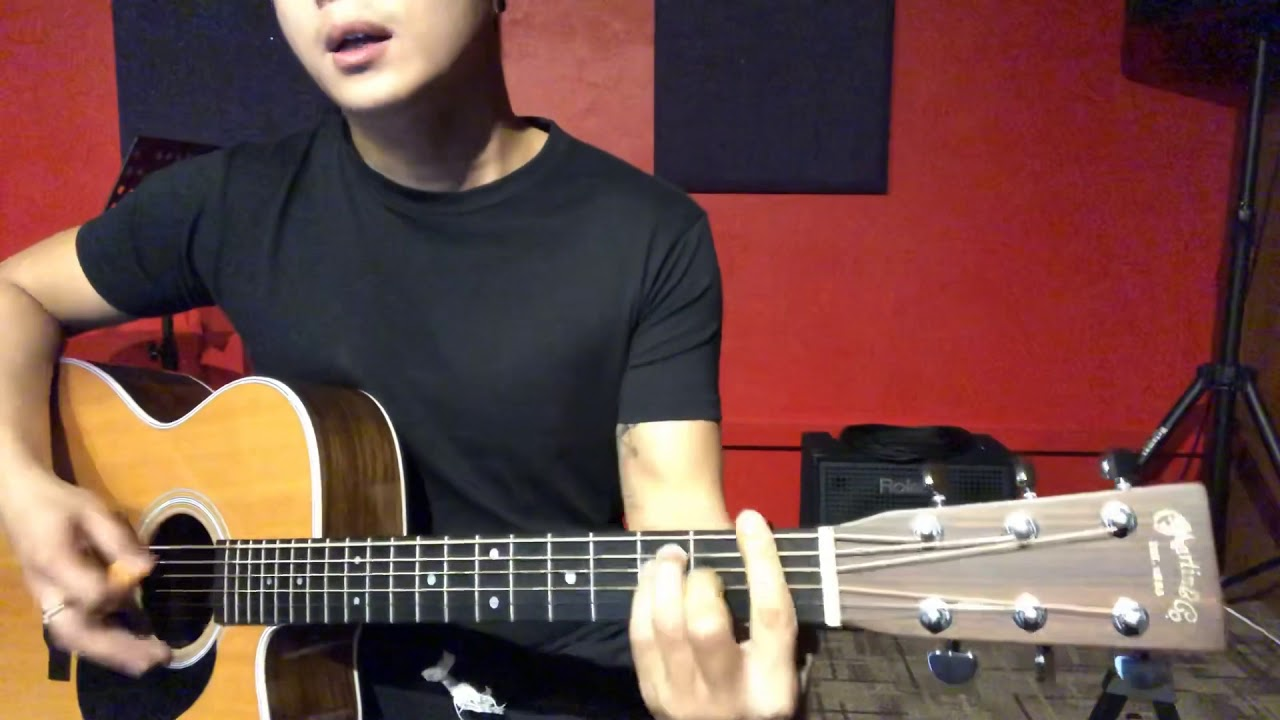 茄子蛋 - 浪流連 cover by Kent Wong - YouTube