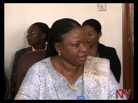 Kadaga meets ICC chief prosecutor