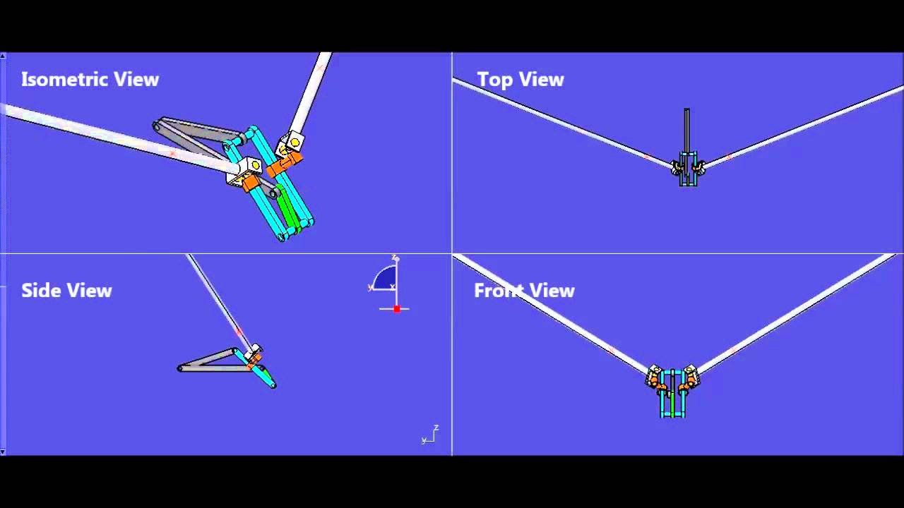 development of a flapping wing mechanism Classification of flapping wing mechanisms for micro air vehicles serve as a resource for the continued design and development of smaller and more efficient mavs.