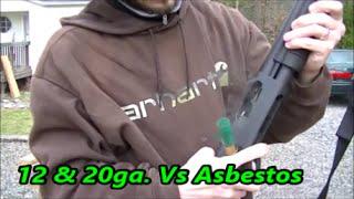12 & 20 Gauge SLUG (Penetration Test)
