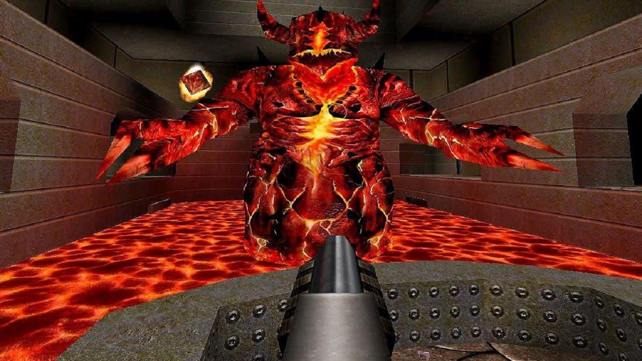 QUAKE 1 ITA - FINALE del Primo Episodio e forse ultimo ... Quake Chthon