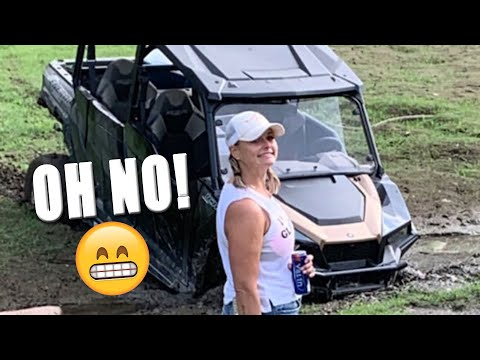 Miranda Lambert Crashes Her Off-Road SUV