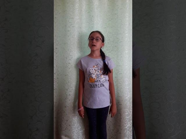 Изображение предпросмотра прочтения – АринаВасильева читает произведение «О березовом листе» (Карим Мустай)