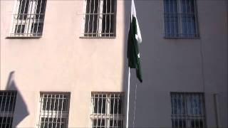 Pak Embassy in Berlin Celebrated Pakistan Day on March 23, 2012