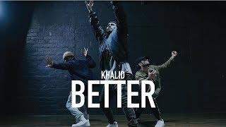 Khalid - BETTER   Choreography by @alvin_de_castro mp3