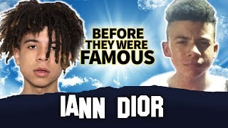 Iann Dior Before They Were Famous Industry Plant Biography