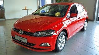 2018 VW Polo Trendline 1,0 l 5-Gang | -[VW.view]-