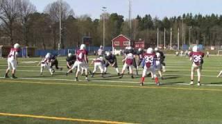 Täby Flyers U13 PeeWee Tunering Bergshamra IP vs. Stockholm Mean Machines och Djurgården AF