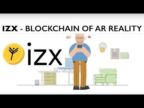 IZETEX - Blockchain of AR Reality. ICO